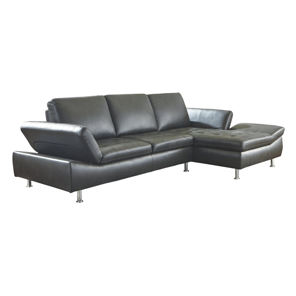 Carrnew 2-Piece Sectional - LAF Loveseat and RAF Corner Chaise
