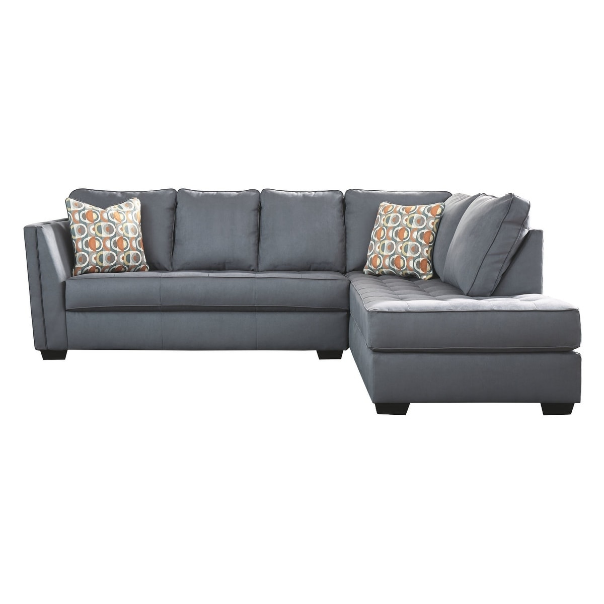 Shop Filone 2-Piece Sectional - RAF Corner Chaise and LAF Sofa ...