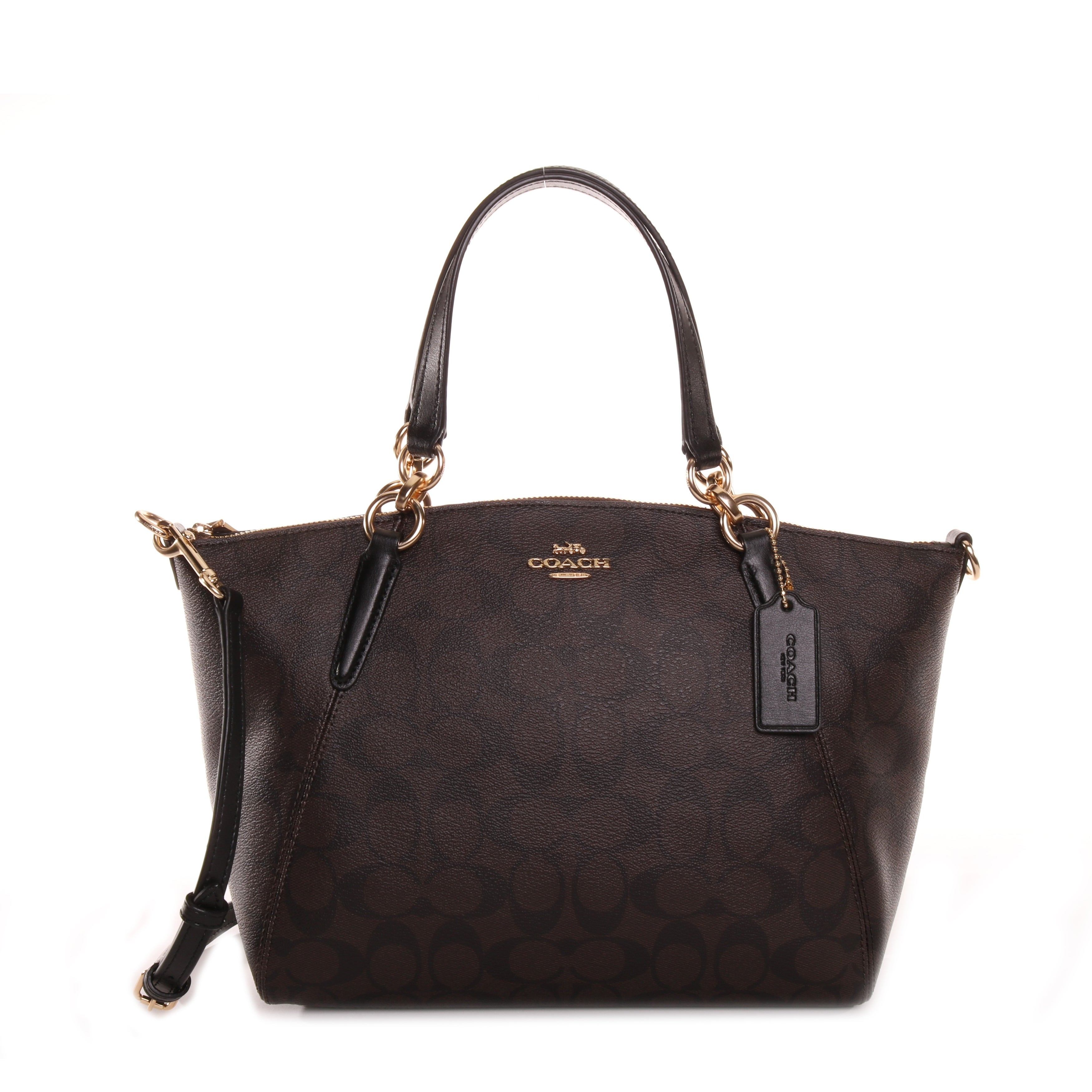 4dab7ffe3e27 Shop Coach Women's Small Kelsey Satchel - Free Shipping Today - Overstock -  28377924