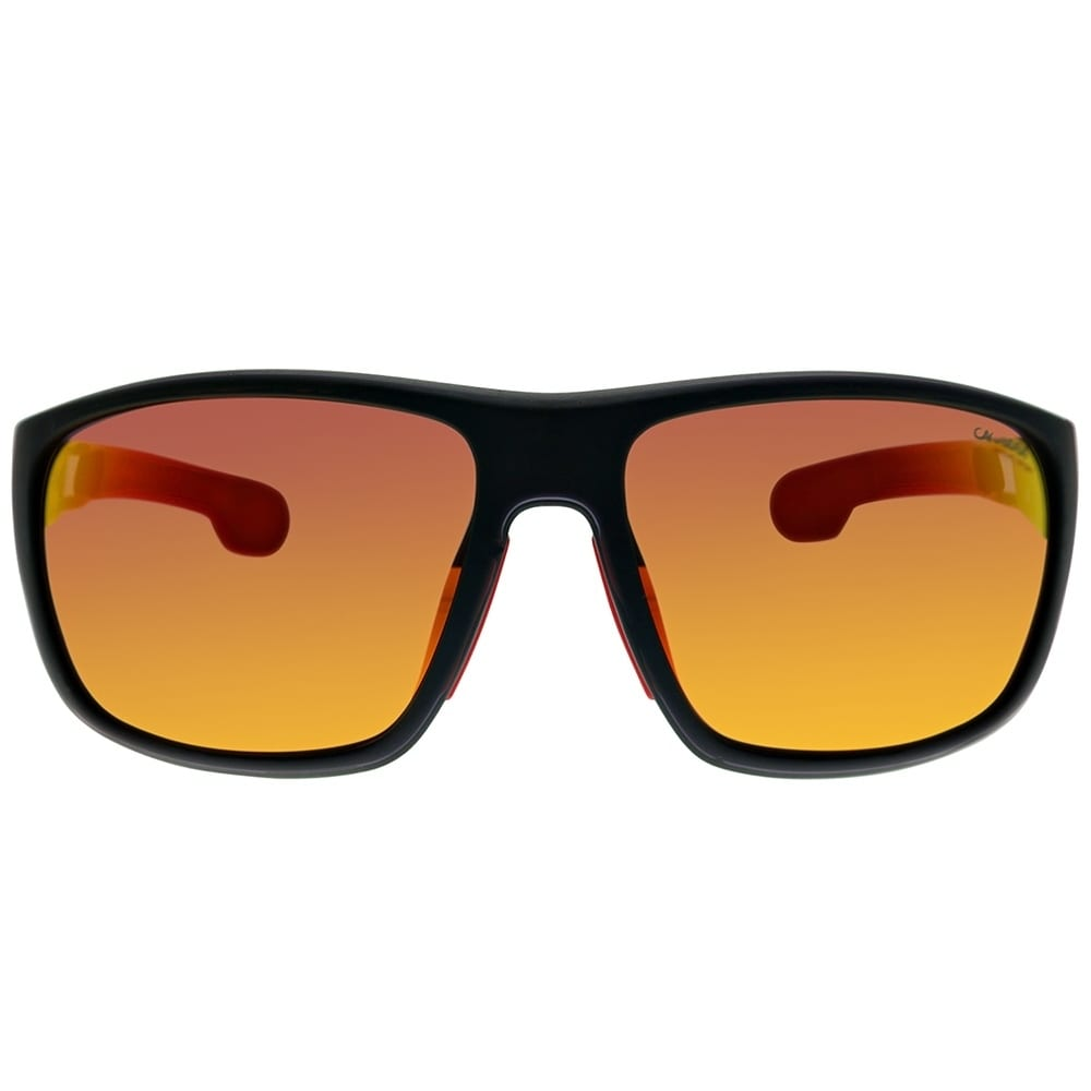 b765338119b1 Shop Carrera CA Carrera4006 003 BJ Unisex Matte Black Frame Black Brown  Mirror Lens Sunglasses - Free Shipping Today - Overstock - 28420071