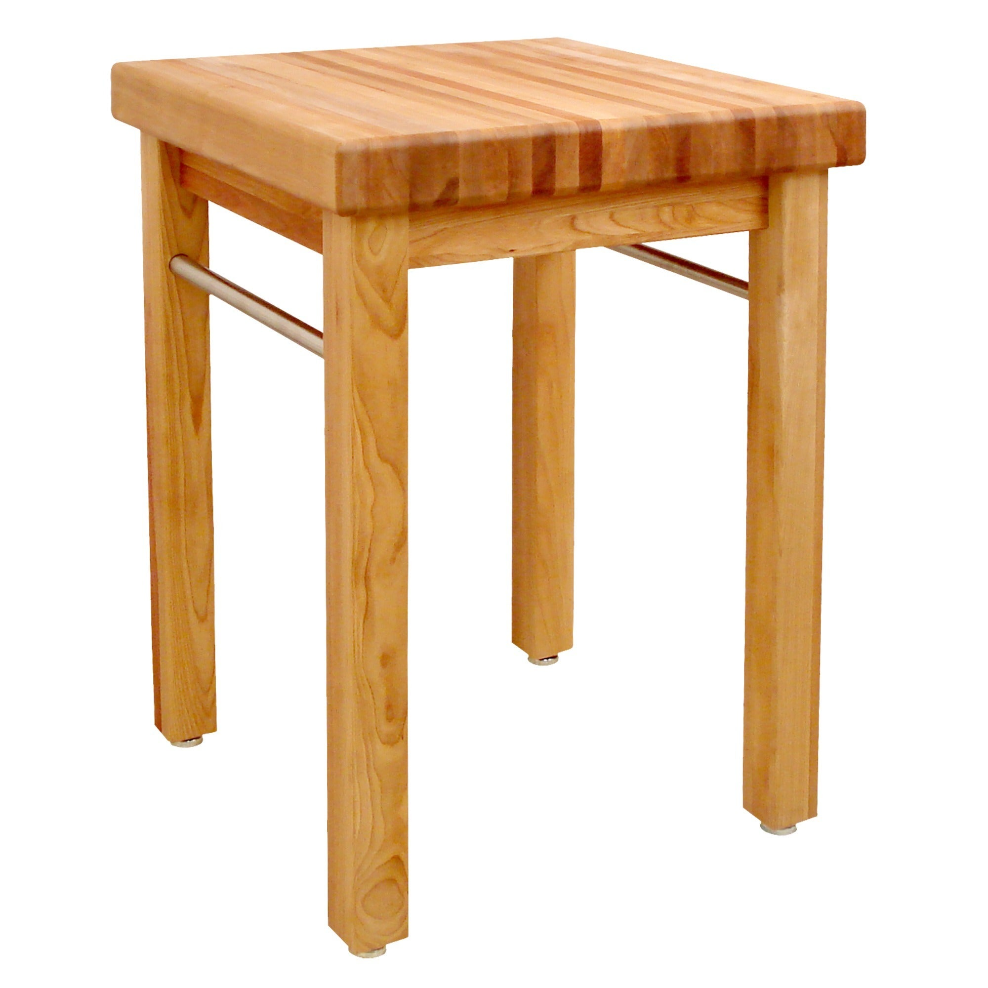 Beau Shop Catskill Craftsmen French Country Butcher Block Table   Free Shipping  Today   Overstock.com   2887070