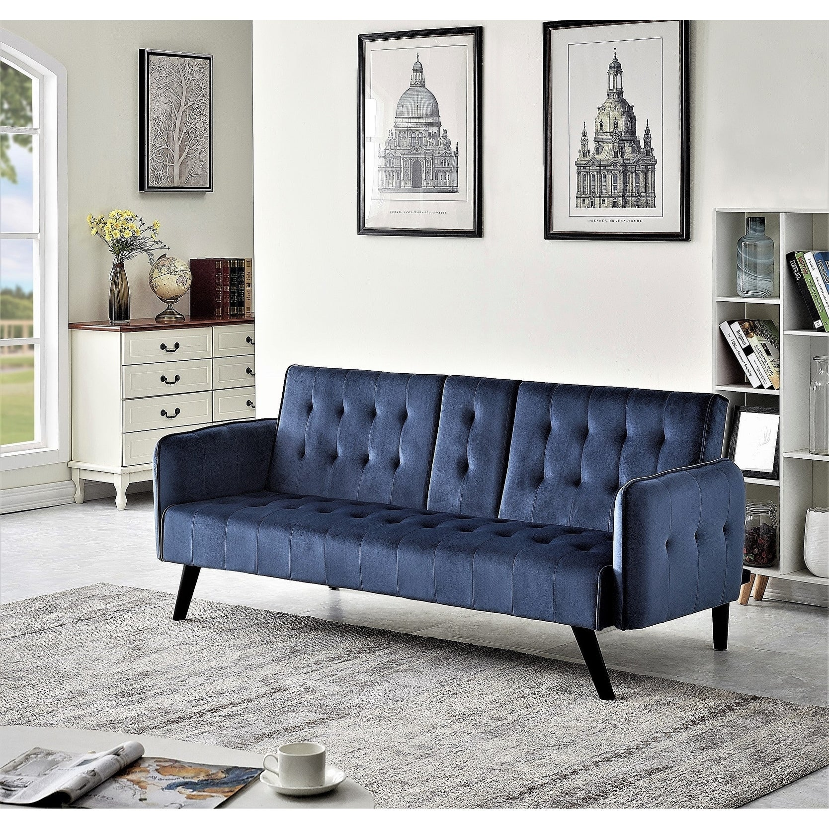 Cricklade Convertible Sleeper Sofa bed
