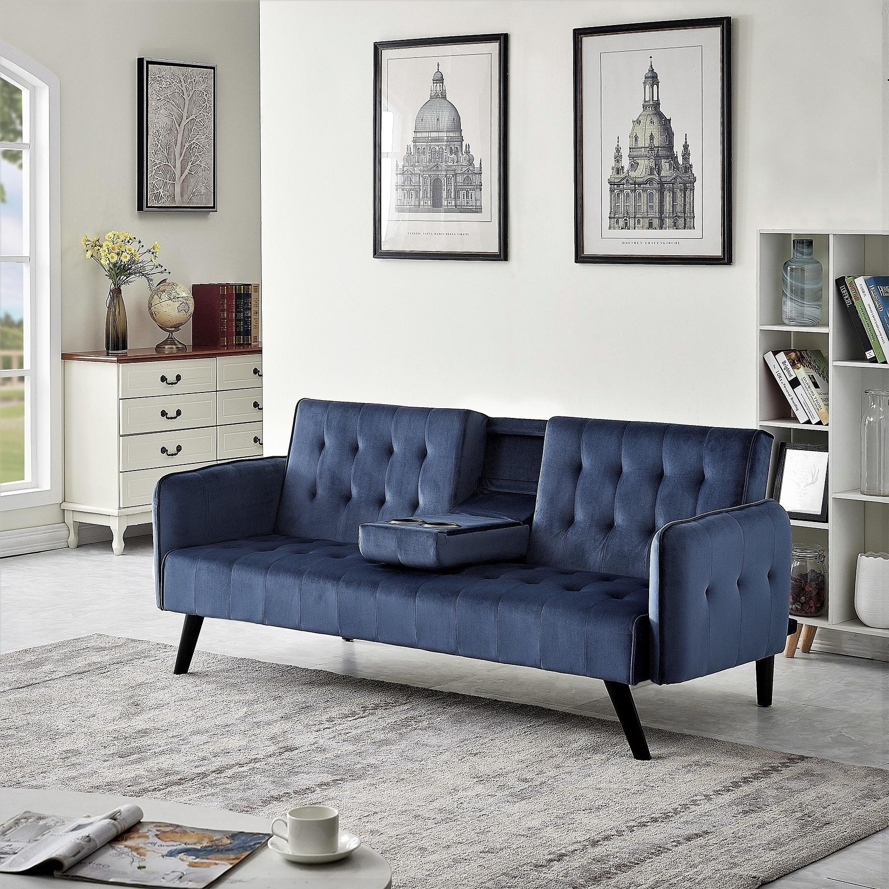 Cricklade Convertible Sleeper Sofa bed