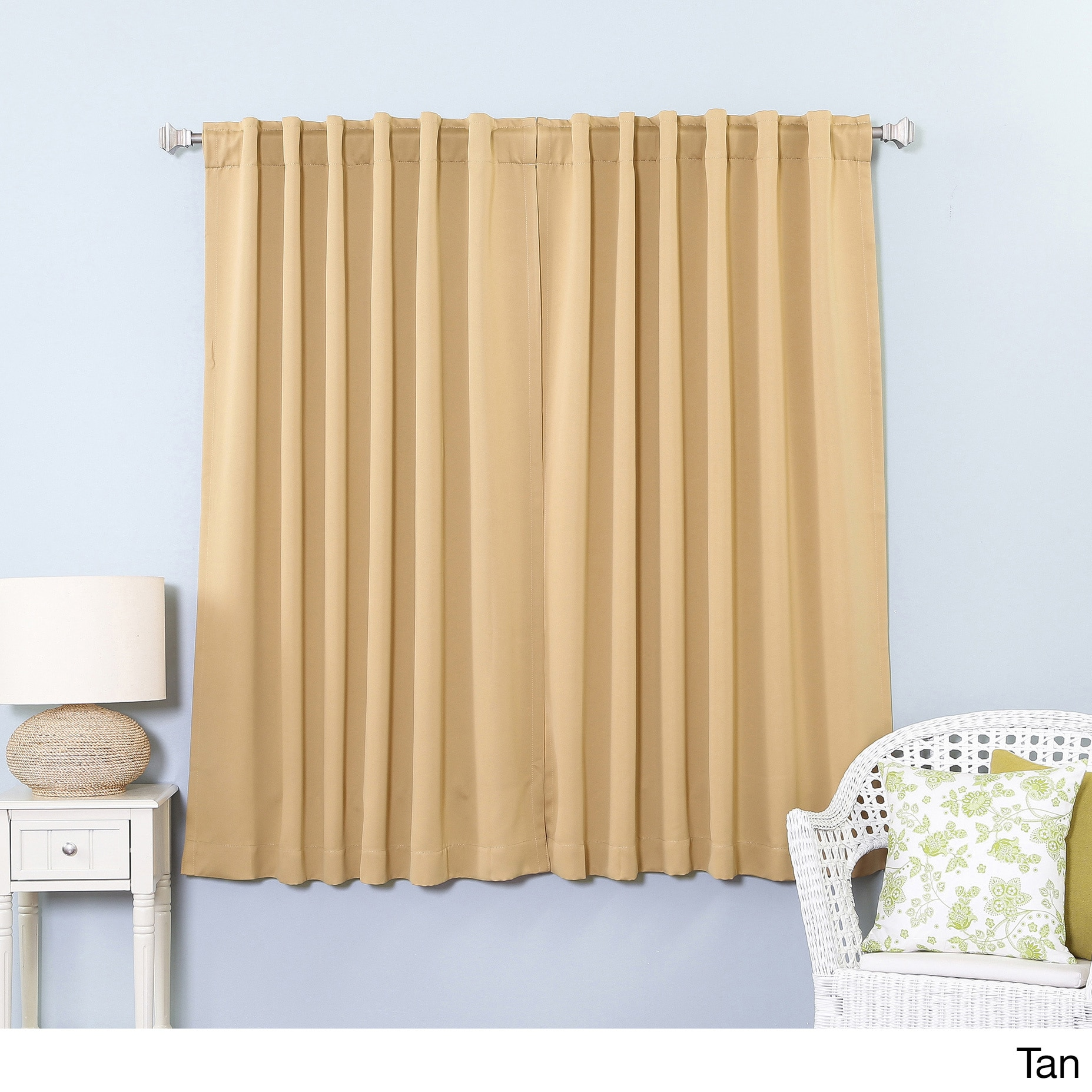 curtain outstanding blackout tan curtains grommet pictures drapes walmart design