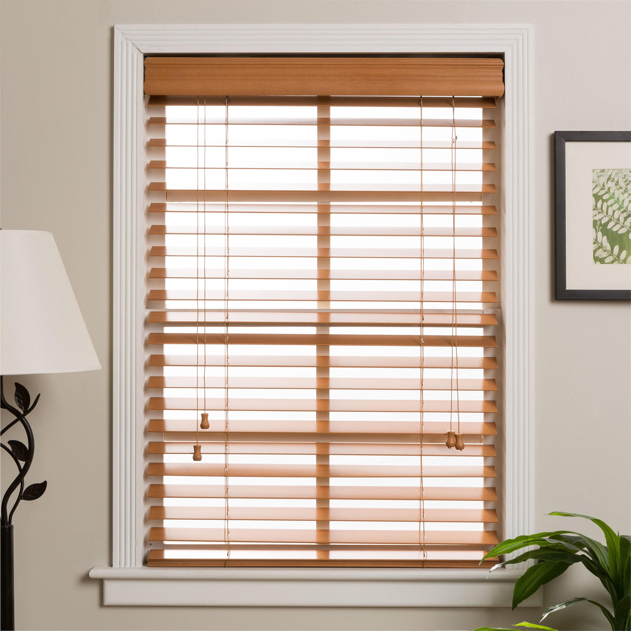 garden orders overstock shade over privacy free shipping greywash blinds on arlo product cordless home inch bamboo