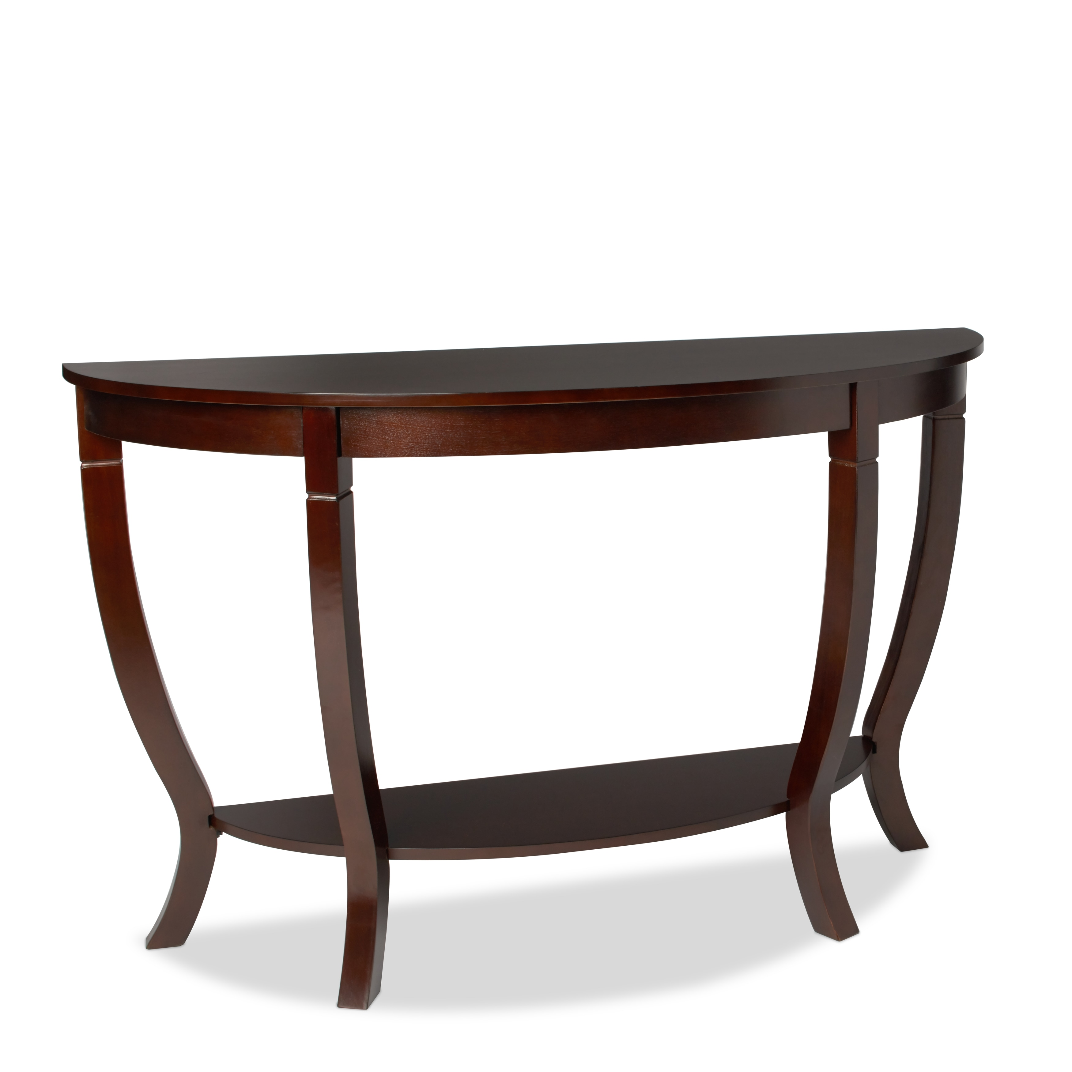 Lewis Wood Accent Table   Free Shipping Today   Overstock.com   11129172