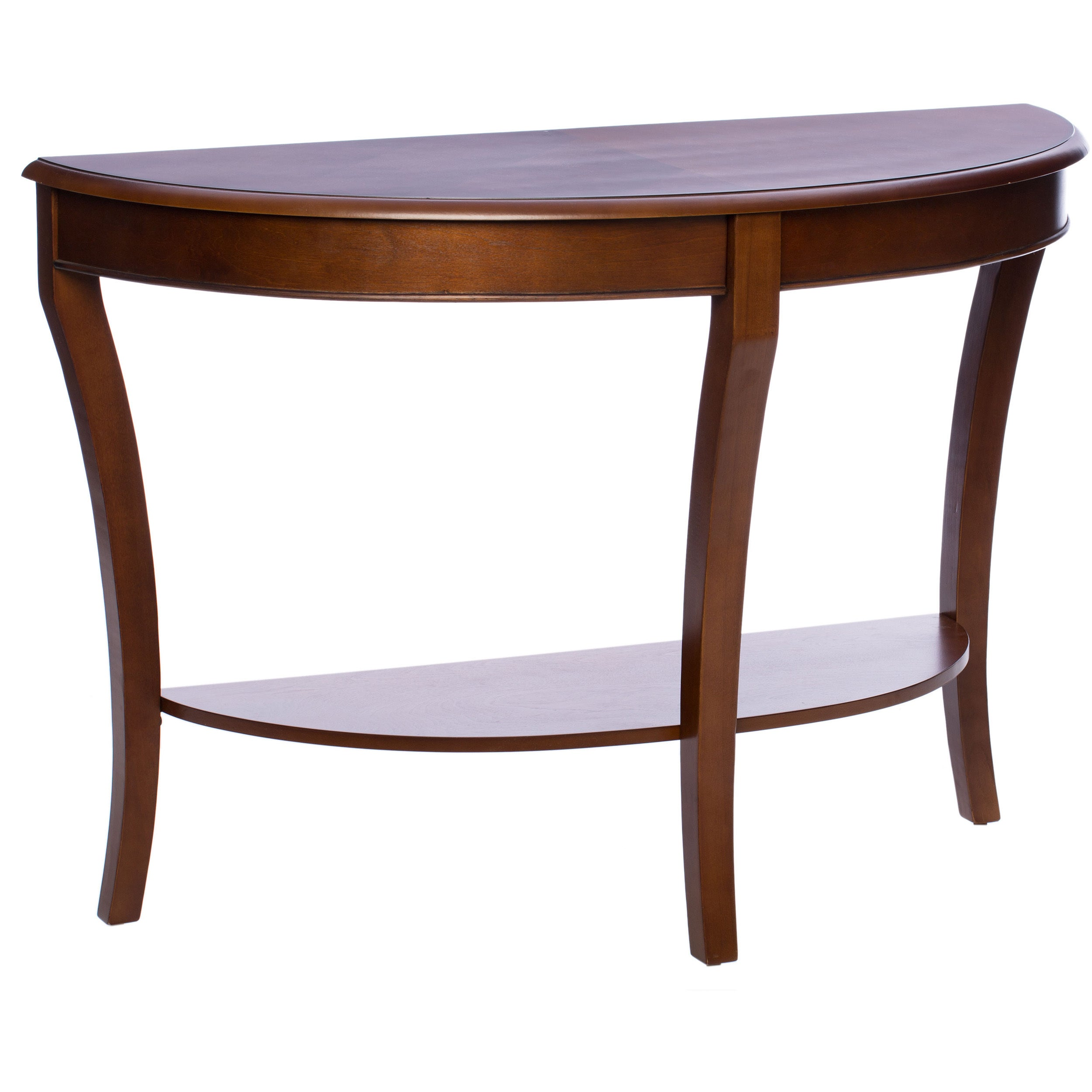 Ordinaire Shop Copper Grove Half Round Sofa Table   Free Shipping Today    Overstock.com   2993057