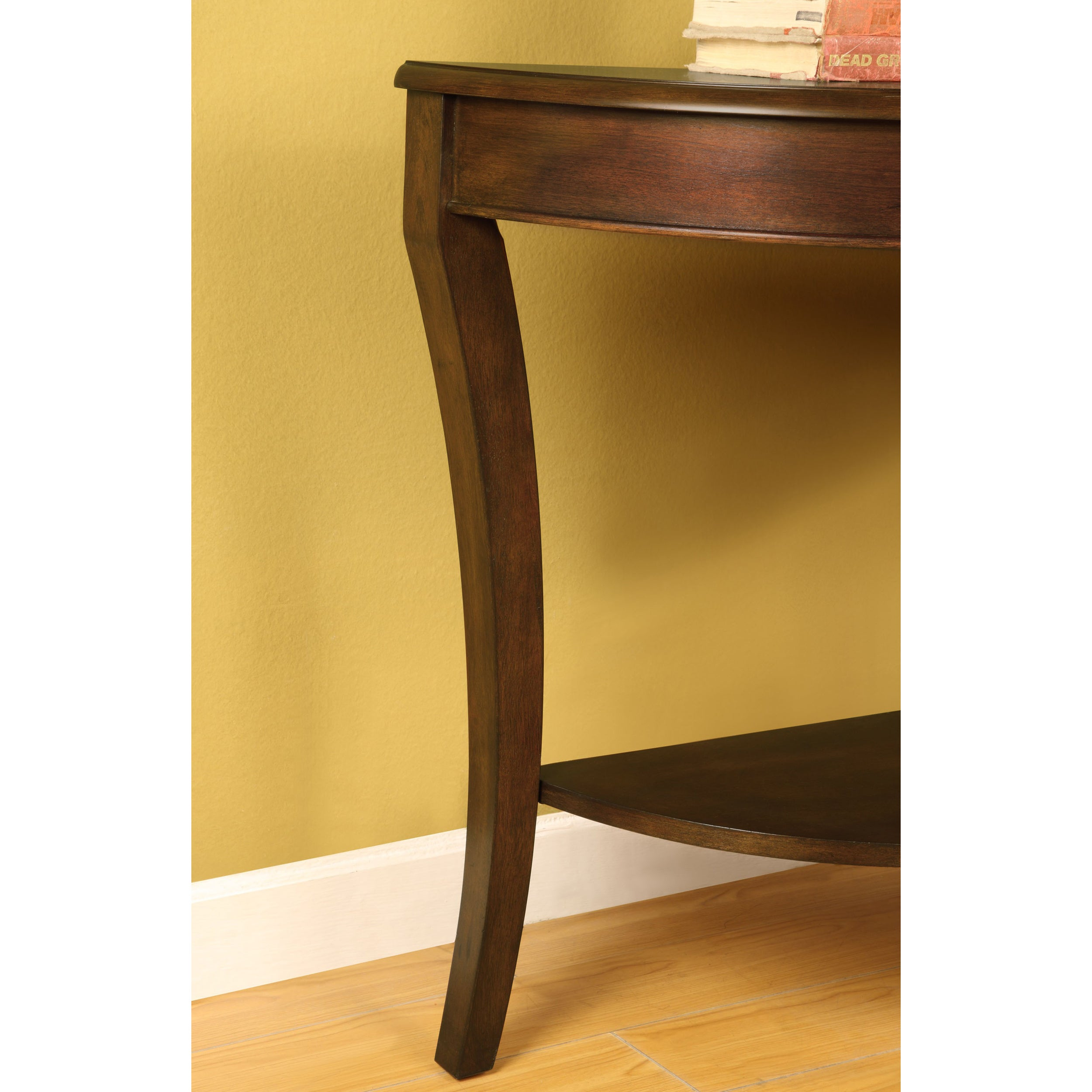 Copper Grove Half Round Sofa Table Free Shipping Today 2993057