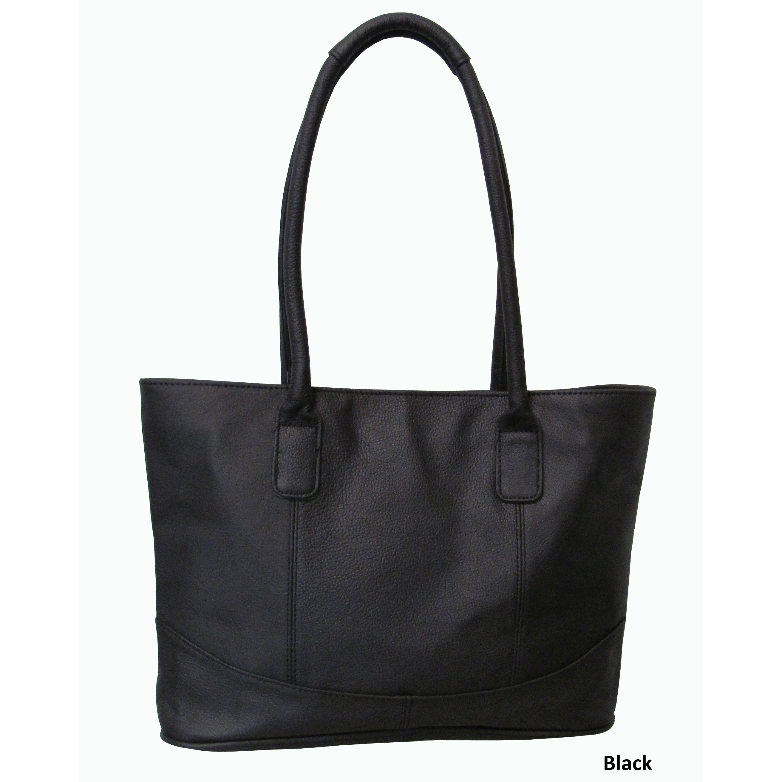 6a009e9a505c Shop Amerileather Casual Leather Handbag - On Sale - Free Shipping On  Orders Over  45 - Overstock - 29943