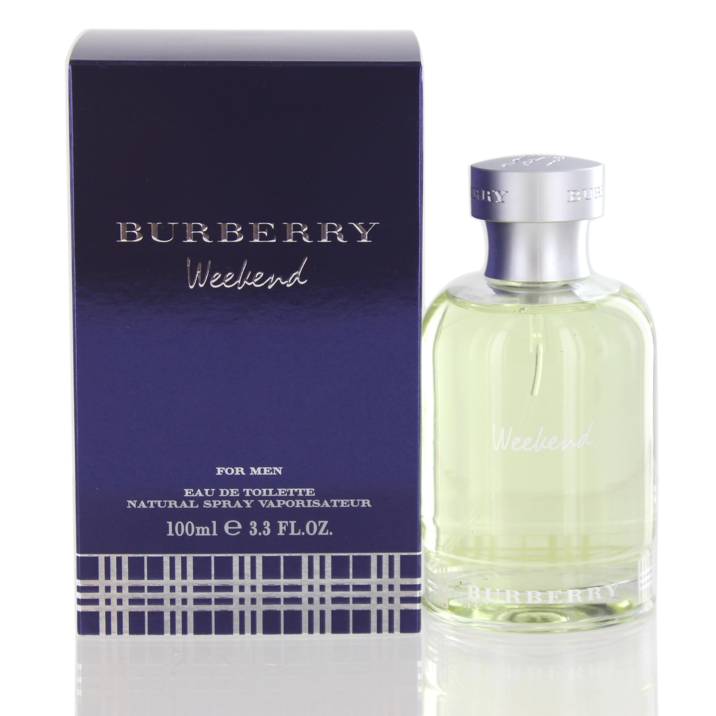 Shop Burberry Weekend Mens 33 Ounce Eau De Toilette Spray Free