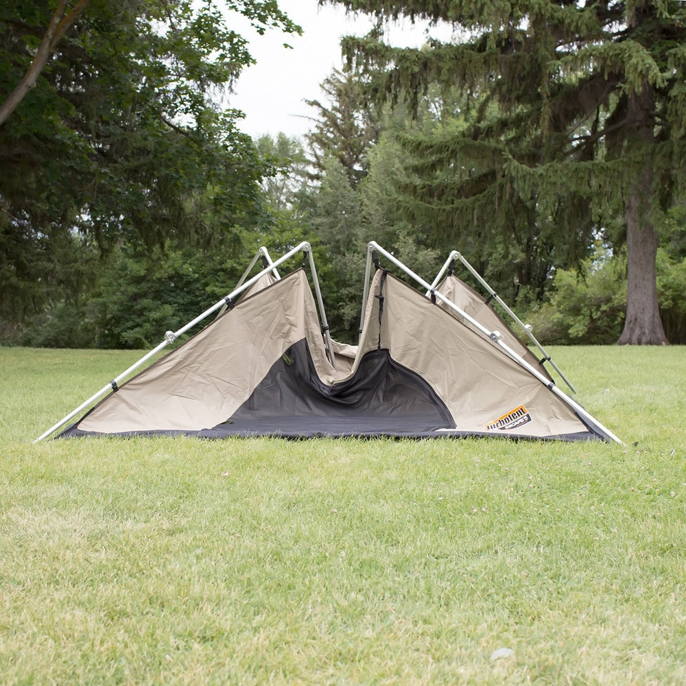 Black Pine FreeStander 6-person Turbo Tent - Free Shipping Today - Overstock.com - 11163068 & Black Pine FreeStander 6-person Turbo Tent - Free Shipping Today ...