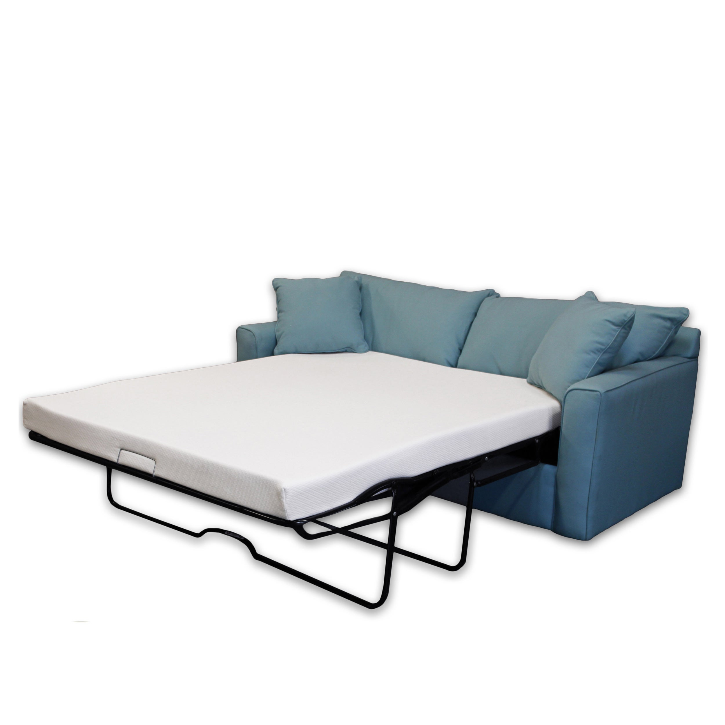 Select Luxury New Life 4 5 Inch Full Size Memory Foam Sofa Bed Sleeper Mattress Only Free Shipping Today 11163167