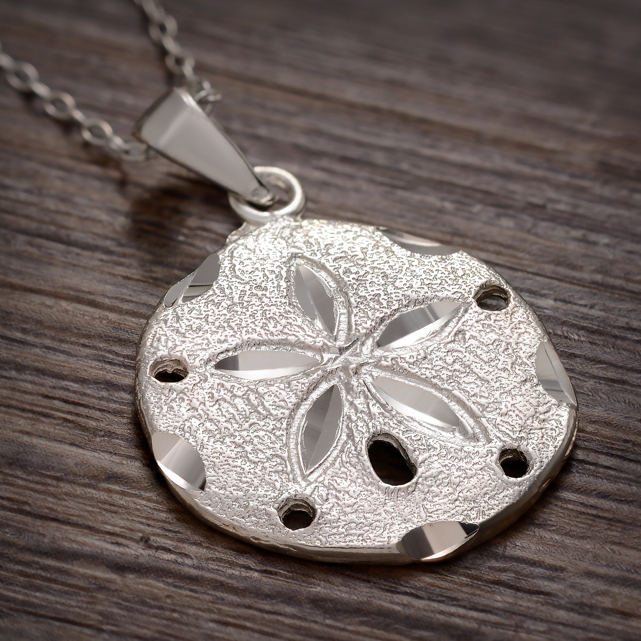 zm en sterling kayoutlet sapphire necklace mv silver lab created kayoutletstore sand dollar