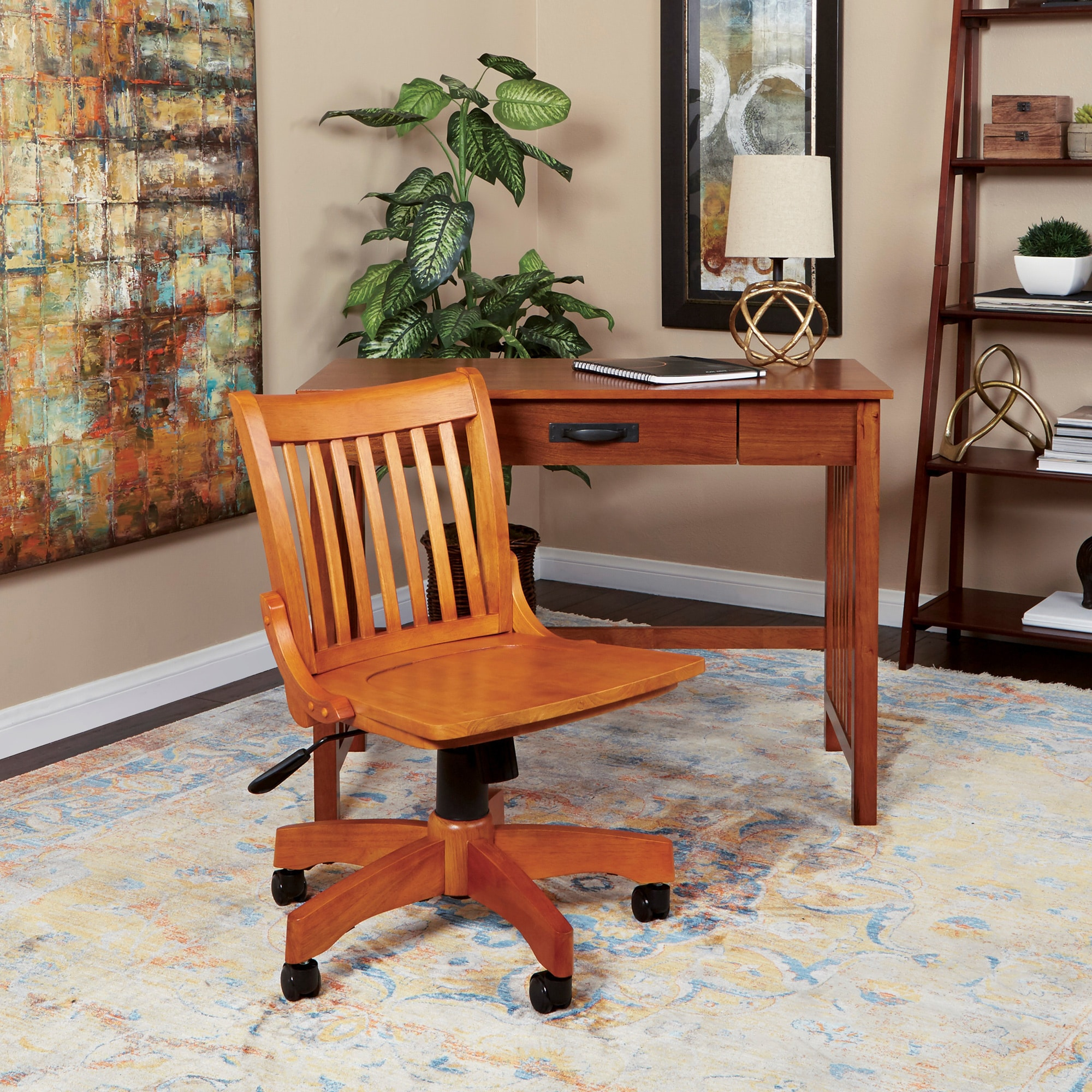 office wood desk. Copper Grove Hakai Wooden Bankers Chair - Free Shipping Today Overstock 11166344 Office Wood Desk S
