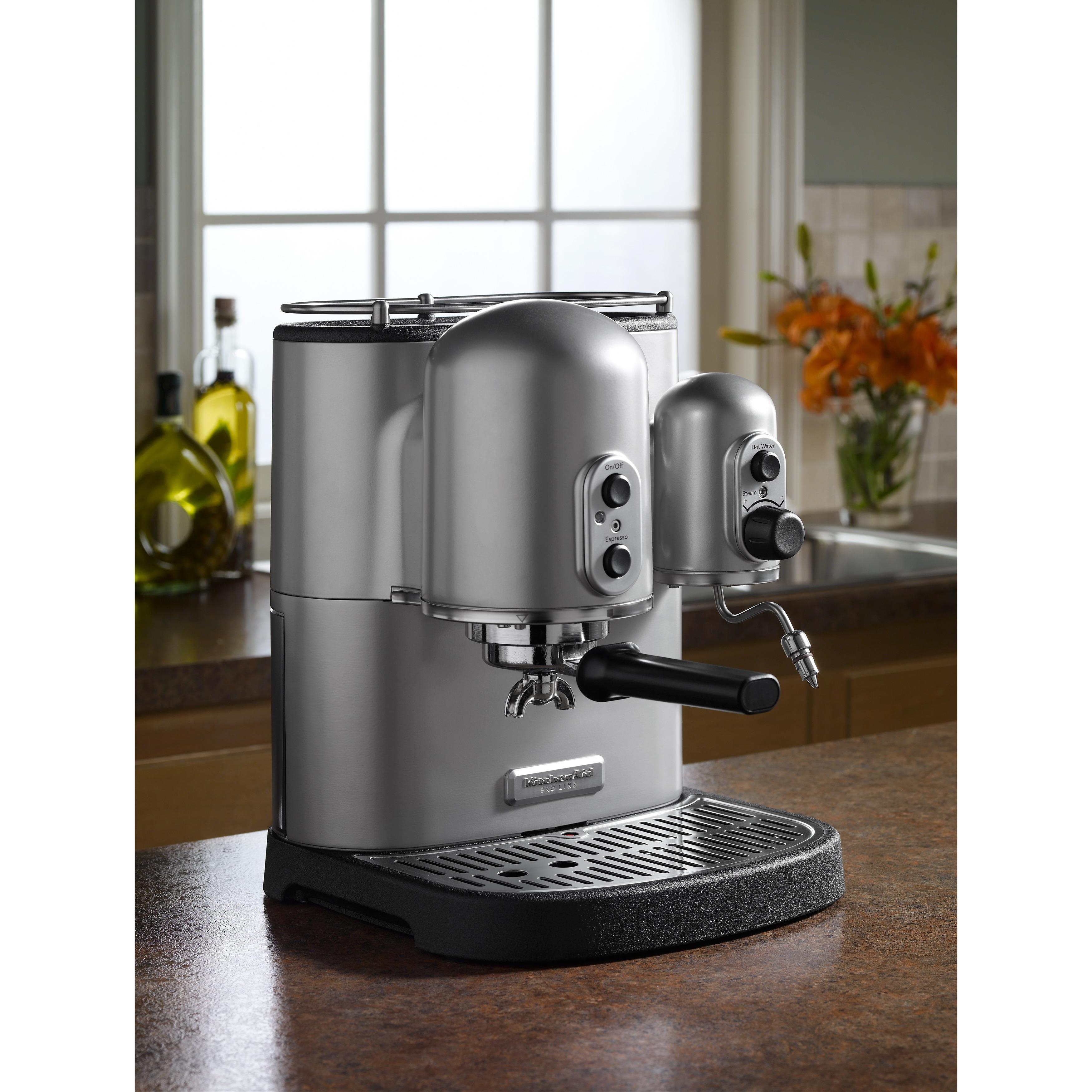 Kitchenaid Pro Line Espresso Machine Reviews Kitchen Appliances