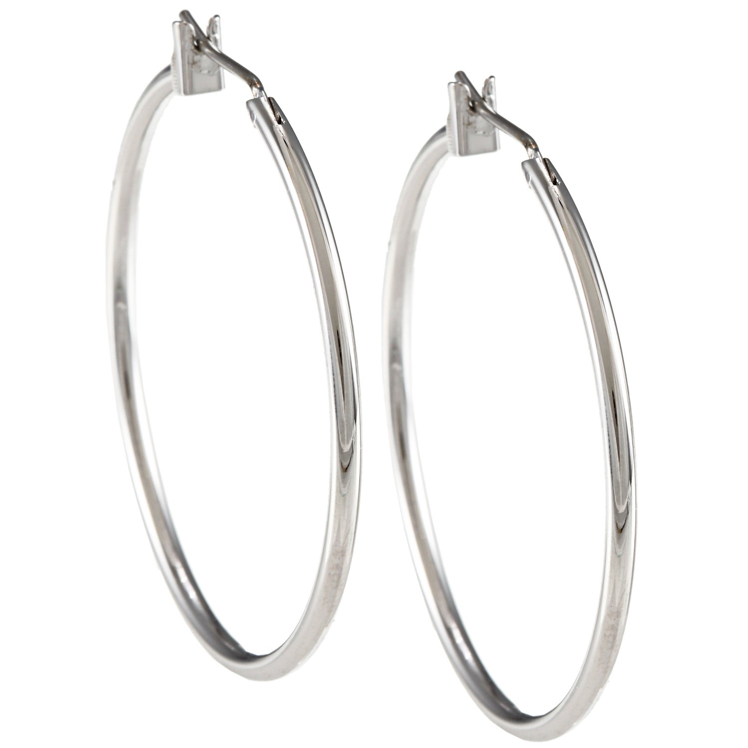 fullxfull large listing size clasp hoop gold hollow inch earrings shipping filled il tube