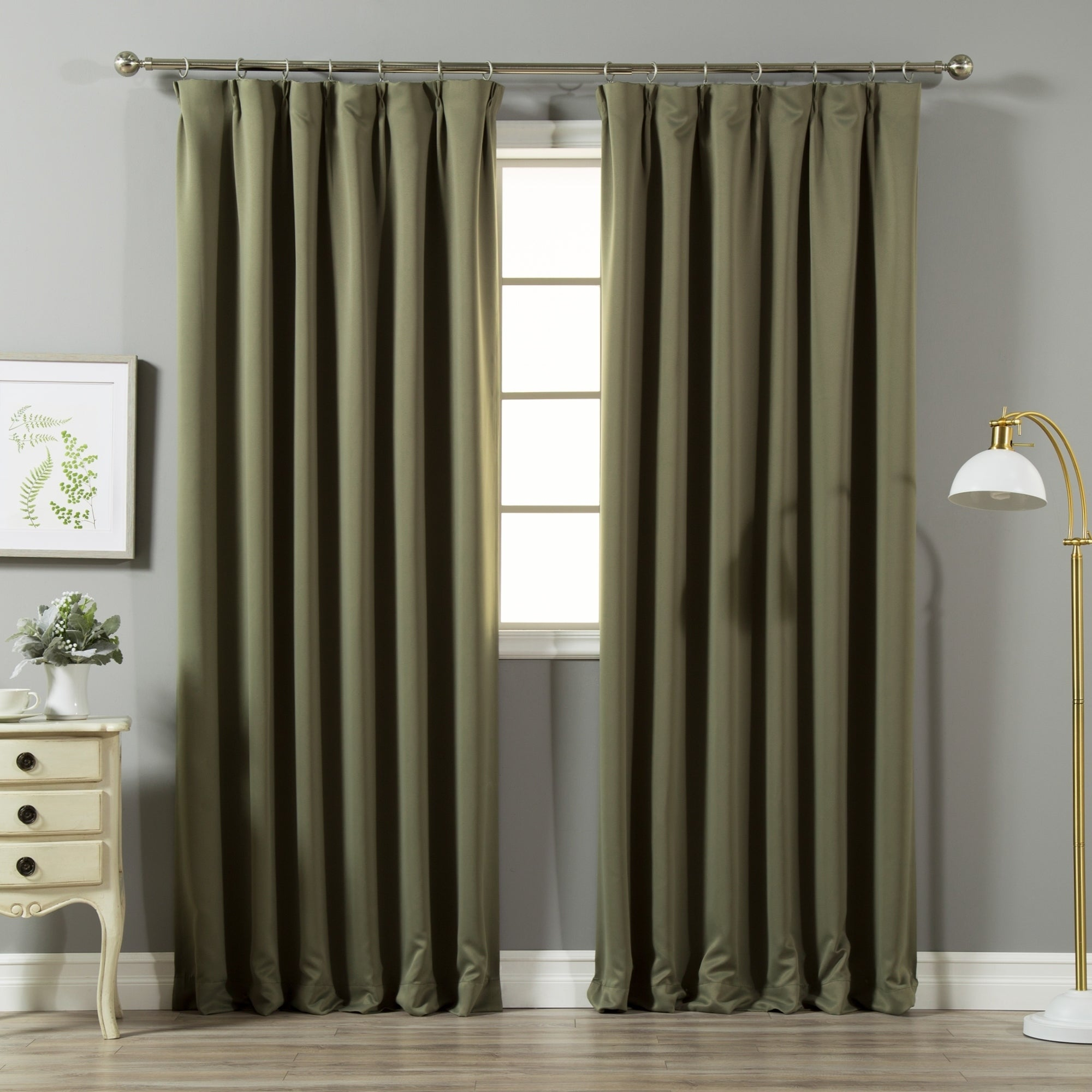 curtain pleated walmart com windsor pleat drapes traverse ip panel rod for pinch
