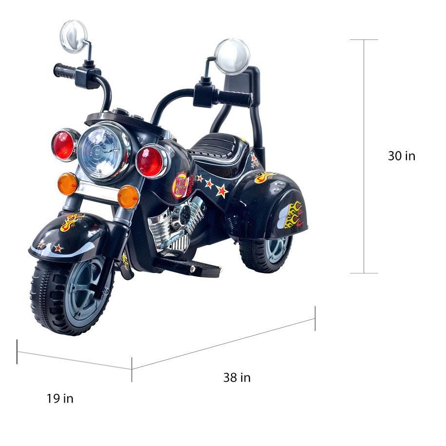 Shop Lil\' Rider 3 Wheel Chopper Kids Battery Powered Ride On ...