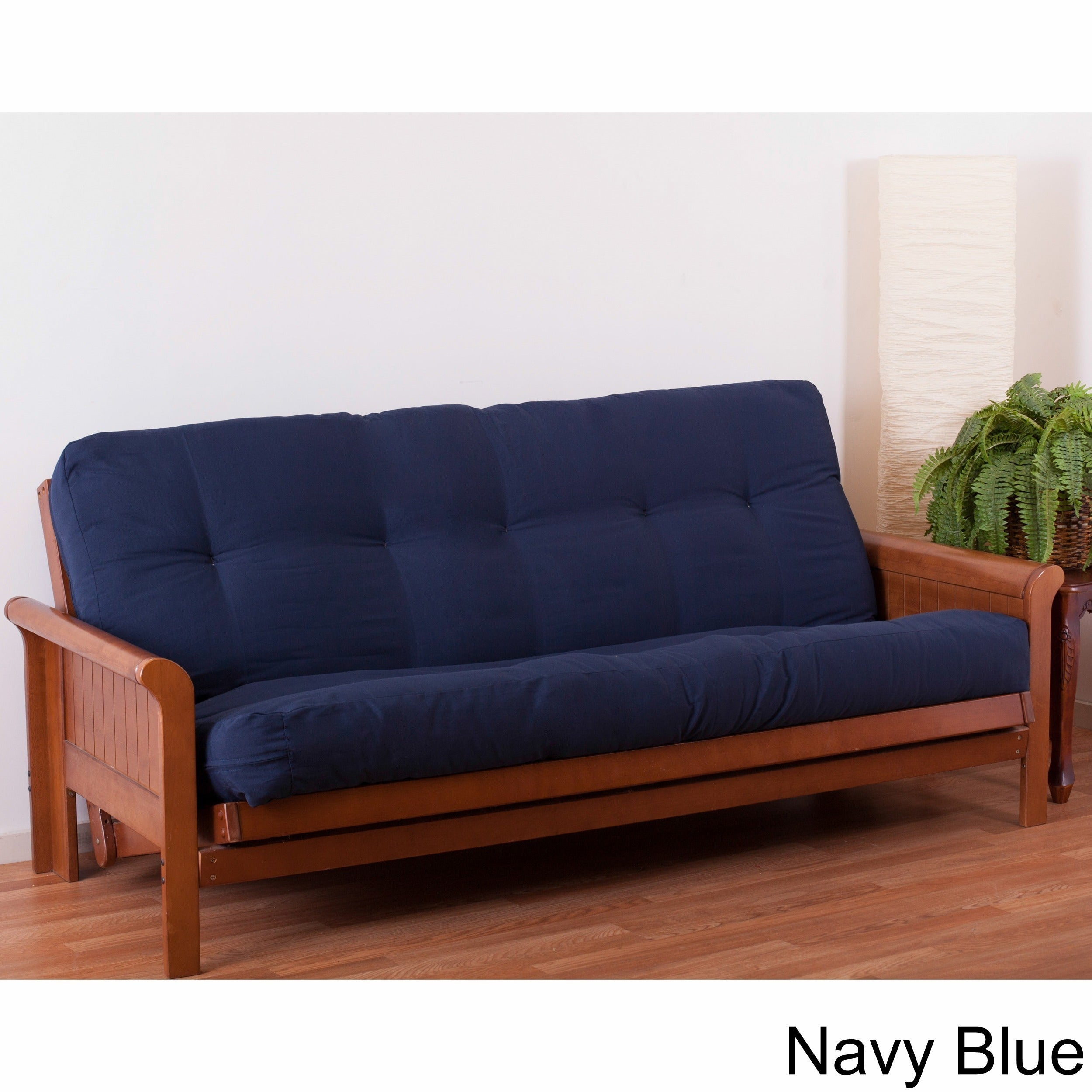 Full 8 inch Quality Futon Mattress Free Shipping Today
