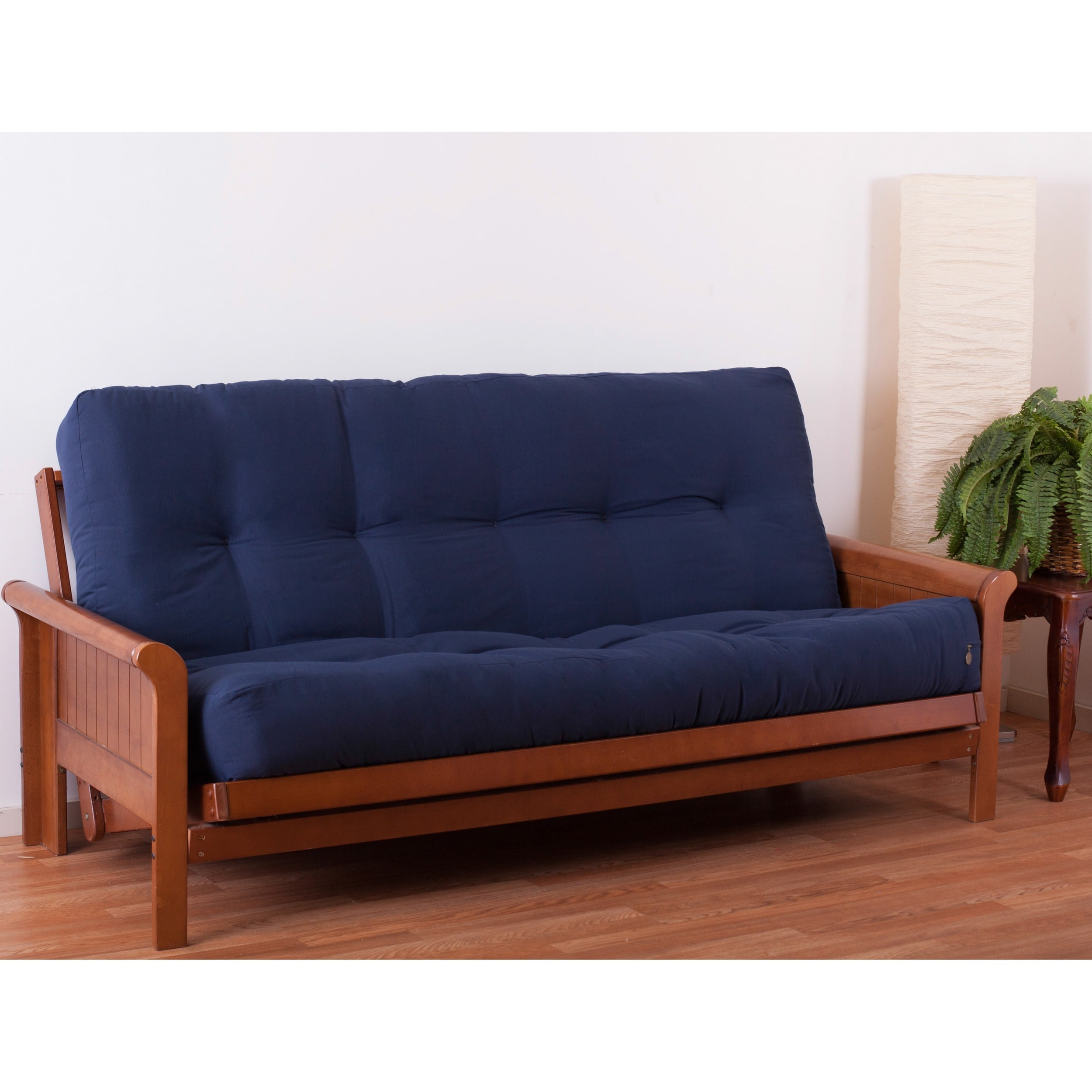 free futon newport shipping leather product home sofa today garden and sleeper abbyson faux overstock futons more