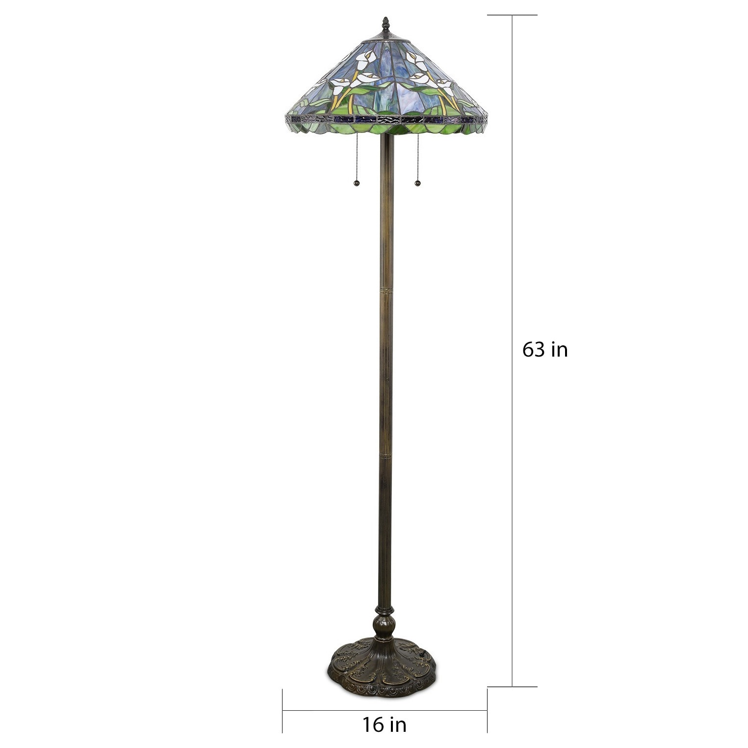 tiffany lamp the home cairo item stained brick decor with accessories floor glass style product and shade lamps