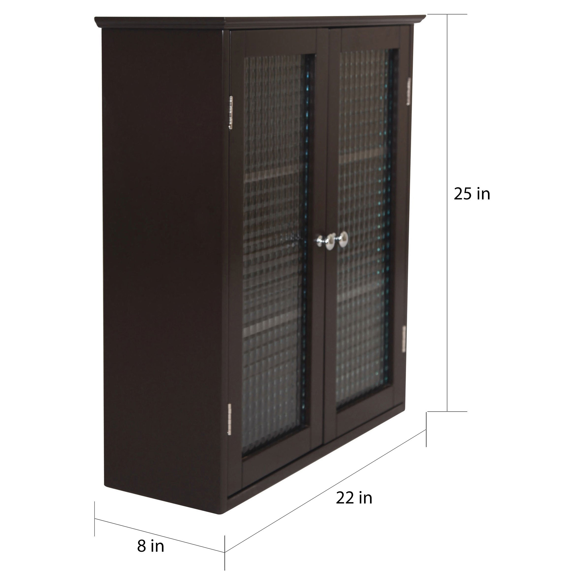 Fresh Wall Cabinet With Glass Doors Gallery