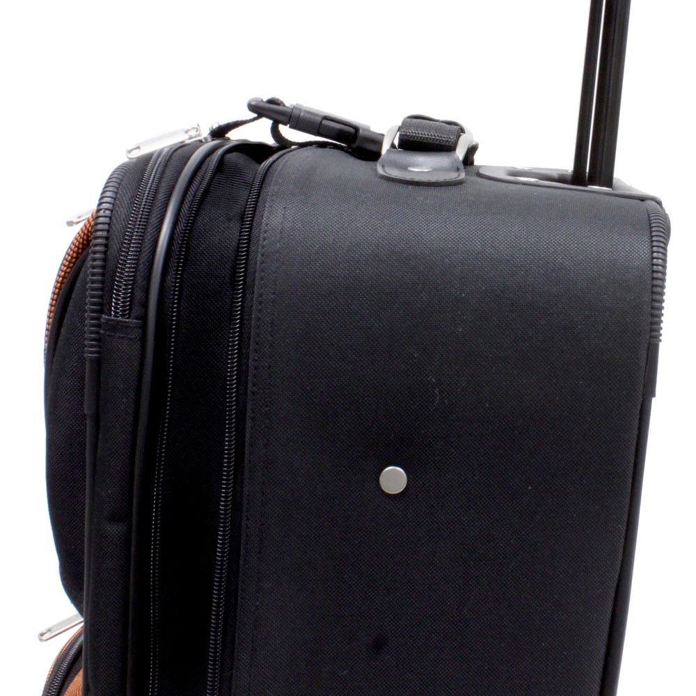 f6bf3348a983 Shop Travel Select by Traveler s Choice Amsterdam II 8-piece Deluxe Packing  Luggage Set - Free Shipping Today - Overstock - 3110116