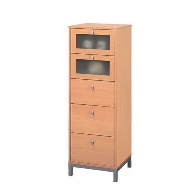 Furniture Of America Five Drawer Storage Cabinet   Free Shipping Today    Overstock.com   11254159