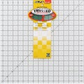 OLFA The Workhorse Acrylic Frosted Advantage Non-slip Ruler