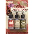 Adirondack Tuscan Garden Alcohol Ink 3-pack