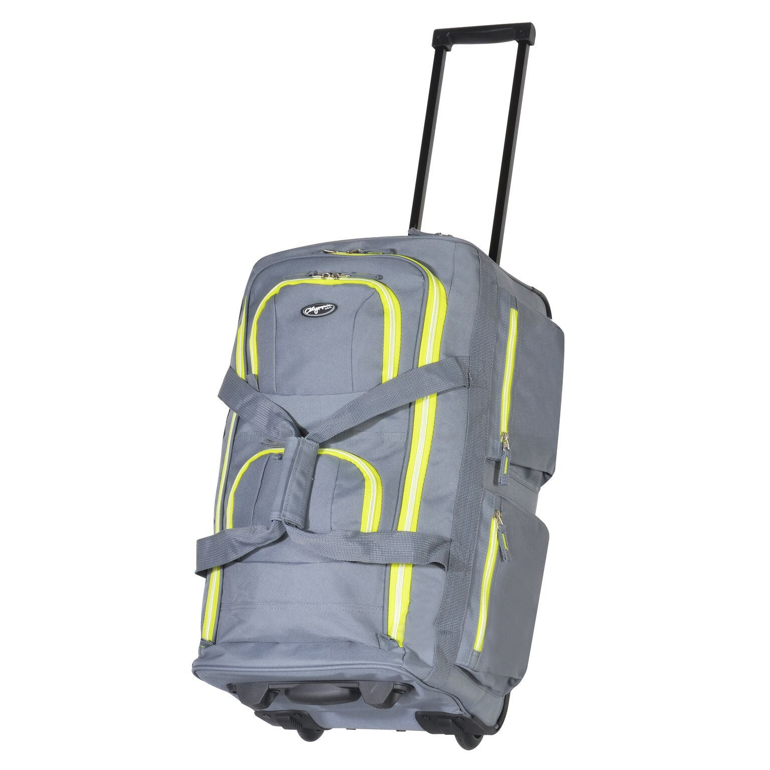 52ffc737bf Shop Olympia SRD 22-inch 8-pocket Carry On Rolling Upright Duffel Bag -  Free Shipping Today - Overstock - 3147701