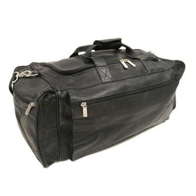c861f2b5f182 Shop Piel Leather 23 Inch LargeTravel Duffel Bag - Free Shipping Today -  Overstock - 3163766