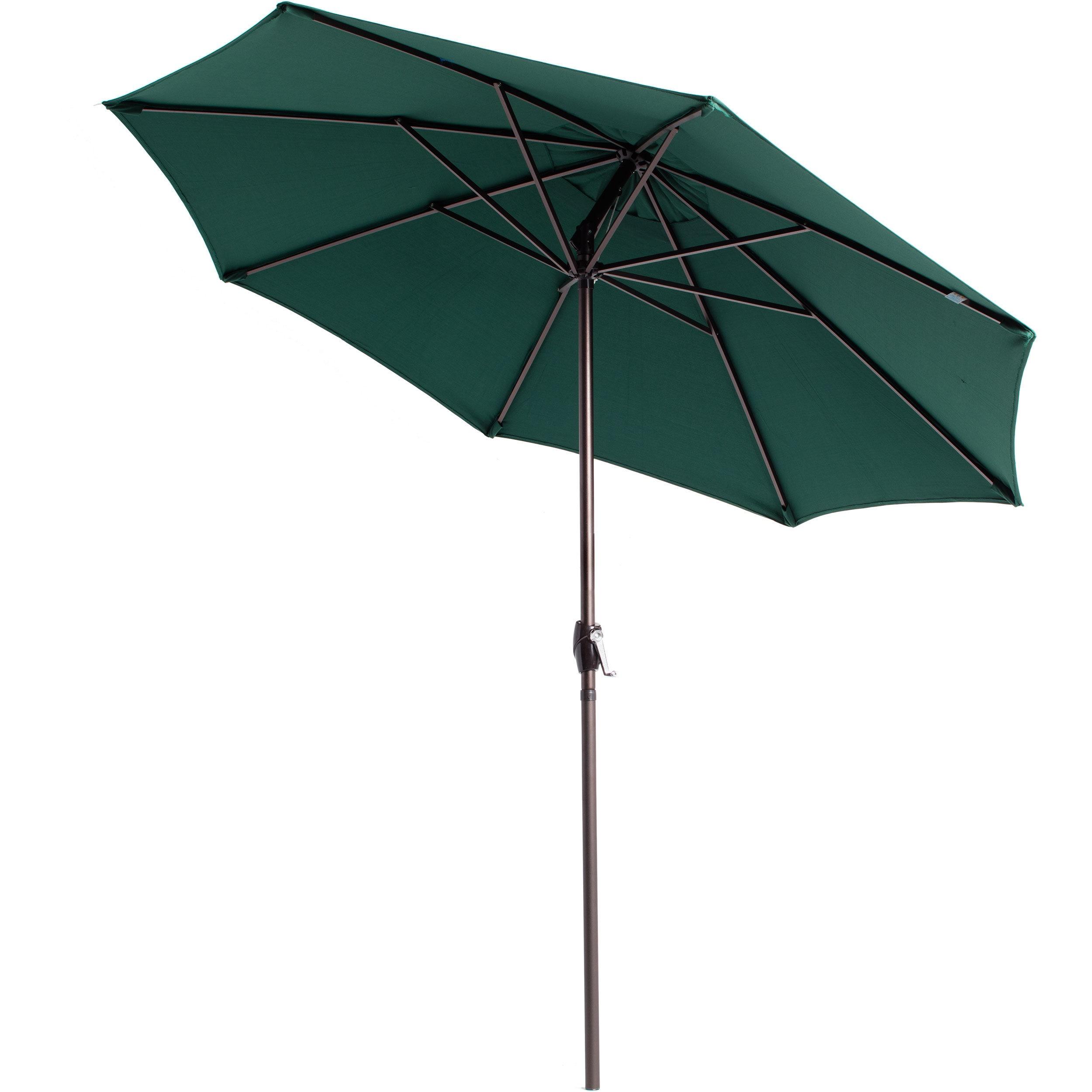 Lauren & pany Premium Olefin 9 foot Aluminum Patio Umbrella
