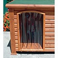 Outback Plastic Doorway Cover for Medium/Large Dog House