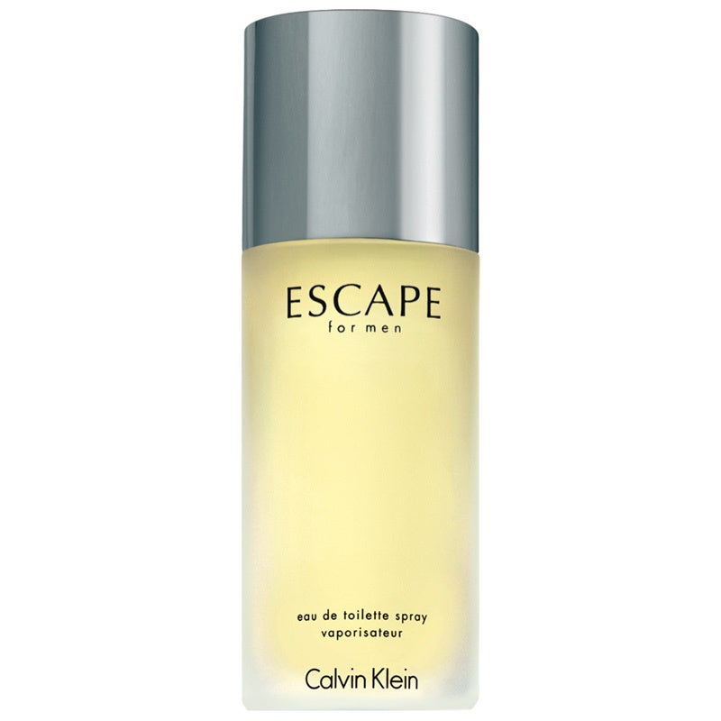 Shop Calvin Klein Escape Mens 34 Ounce Eau De Toilette Spray