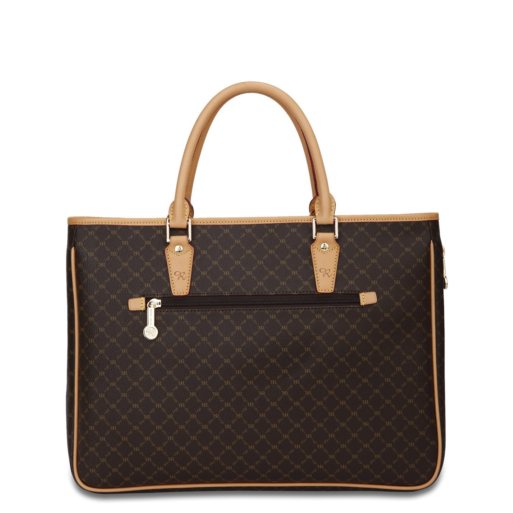 5d8134865b Shop Rioni Signature Teacher s Handbag - Free Shipping Today - Overstock -  3255095