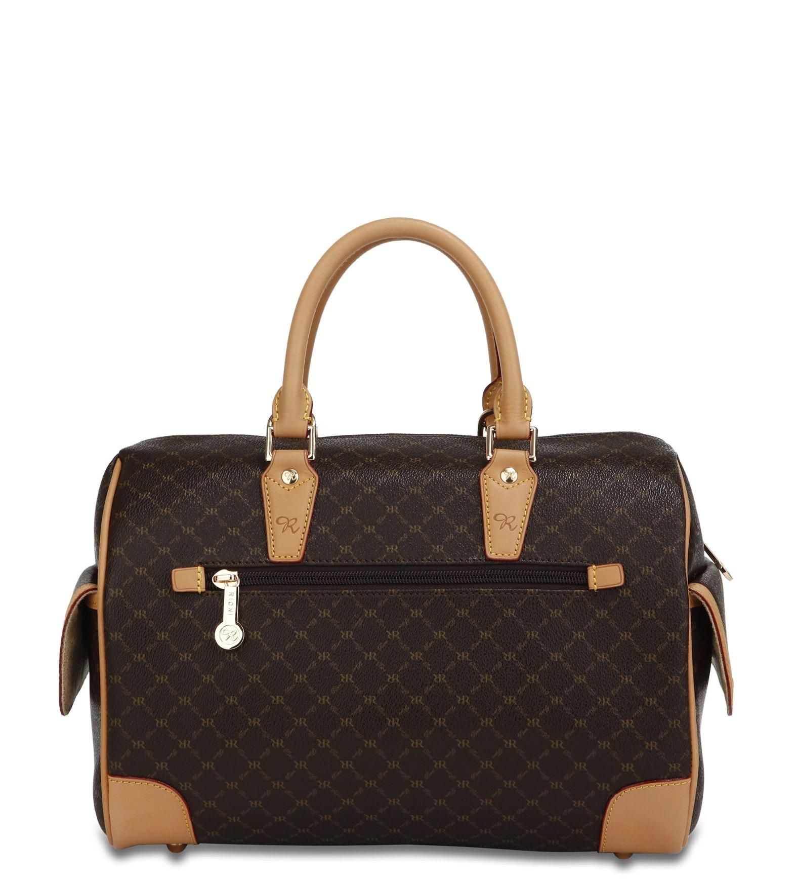 Rioni Signature Large Boston Handbag Free Shipping Today 3255099