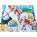 Alex Toys Color and Cuddle Pony Kit