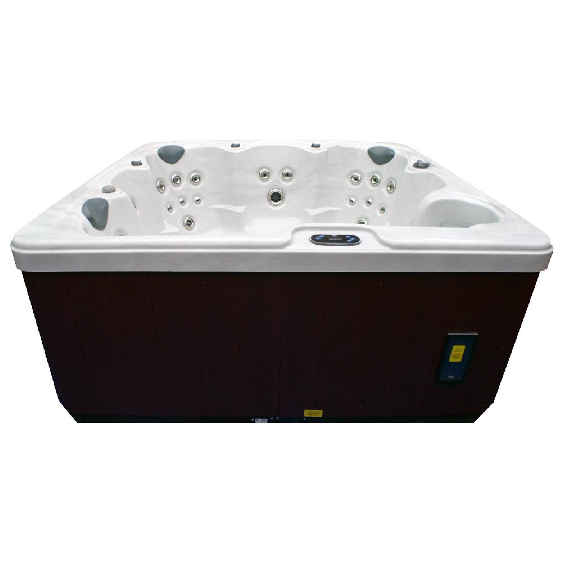 Shop Home and Garden 6-person 71-jet Spa with Stainless Jets and Ozone  Included - Free Shipping Today - Overstock.com - 3288802