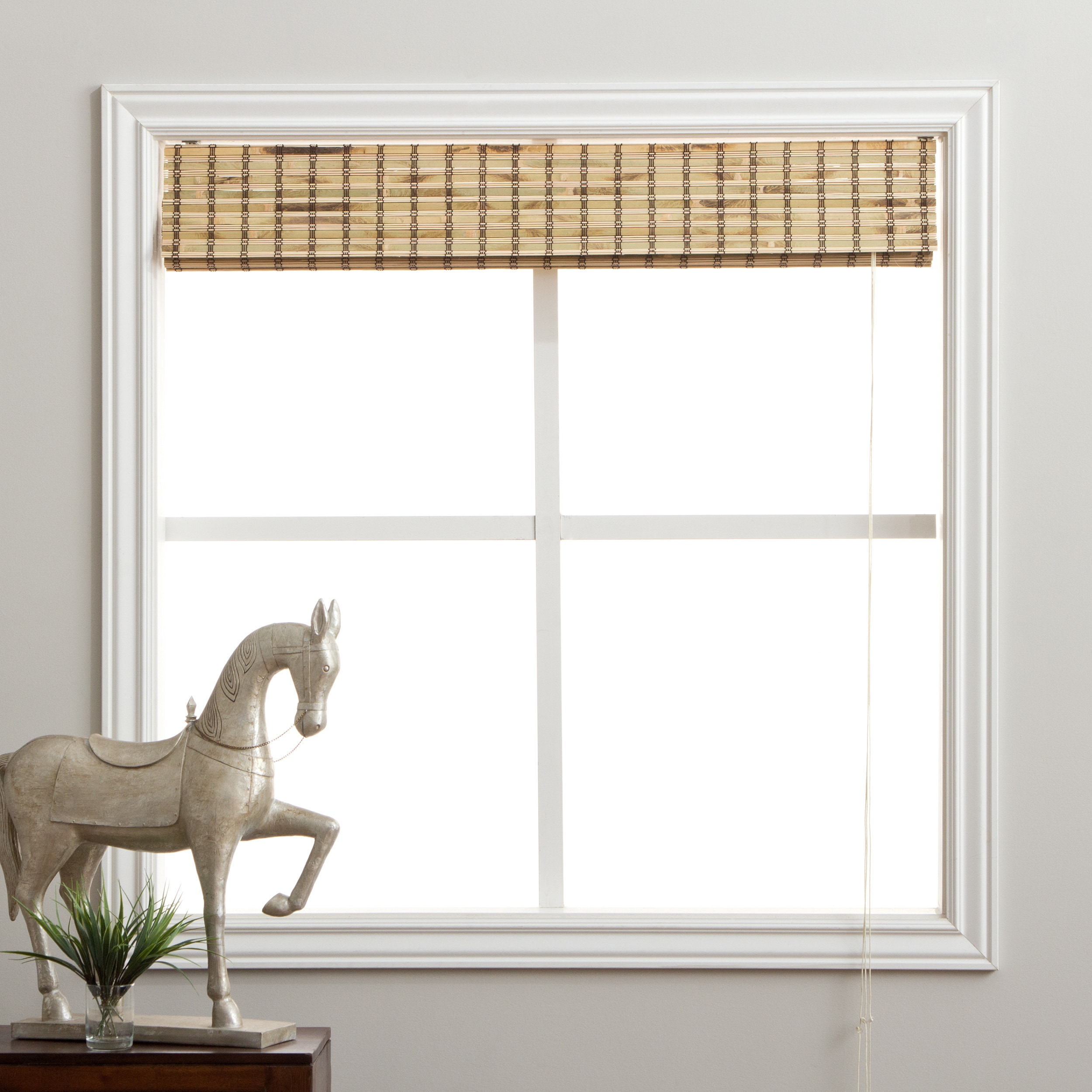 today wood window home product garden customized real free arlo shipping blinds inch overstock