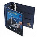 Avery Nonstick Five-Inch Navy-Blue Heavy-Duty EZD Reference View Binder