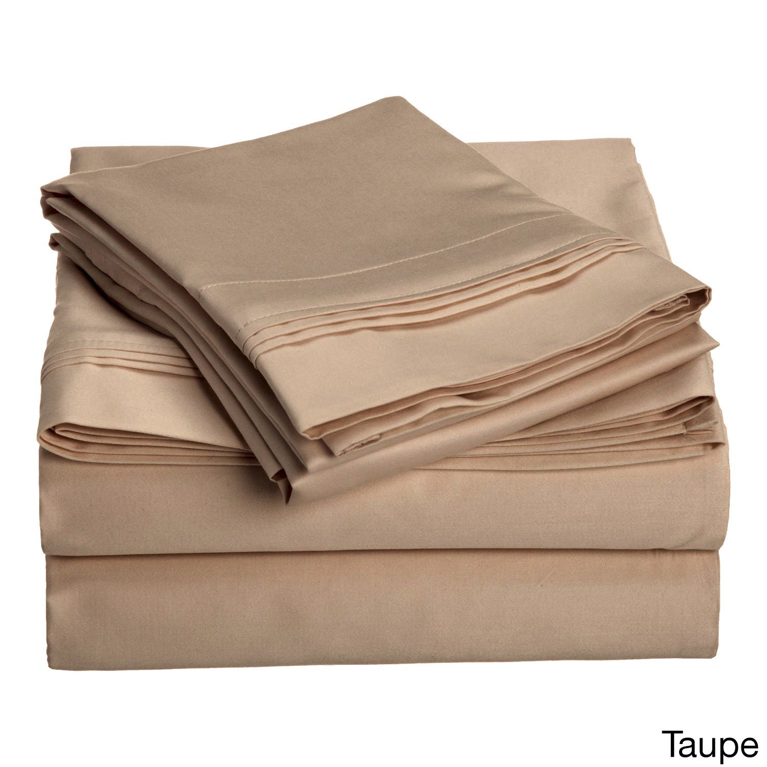 Superior Egyptian Cotton 1500 Thread Count Solid Deep Pocket Sheet Set On Free Shipping Today 3355823
