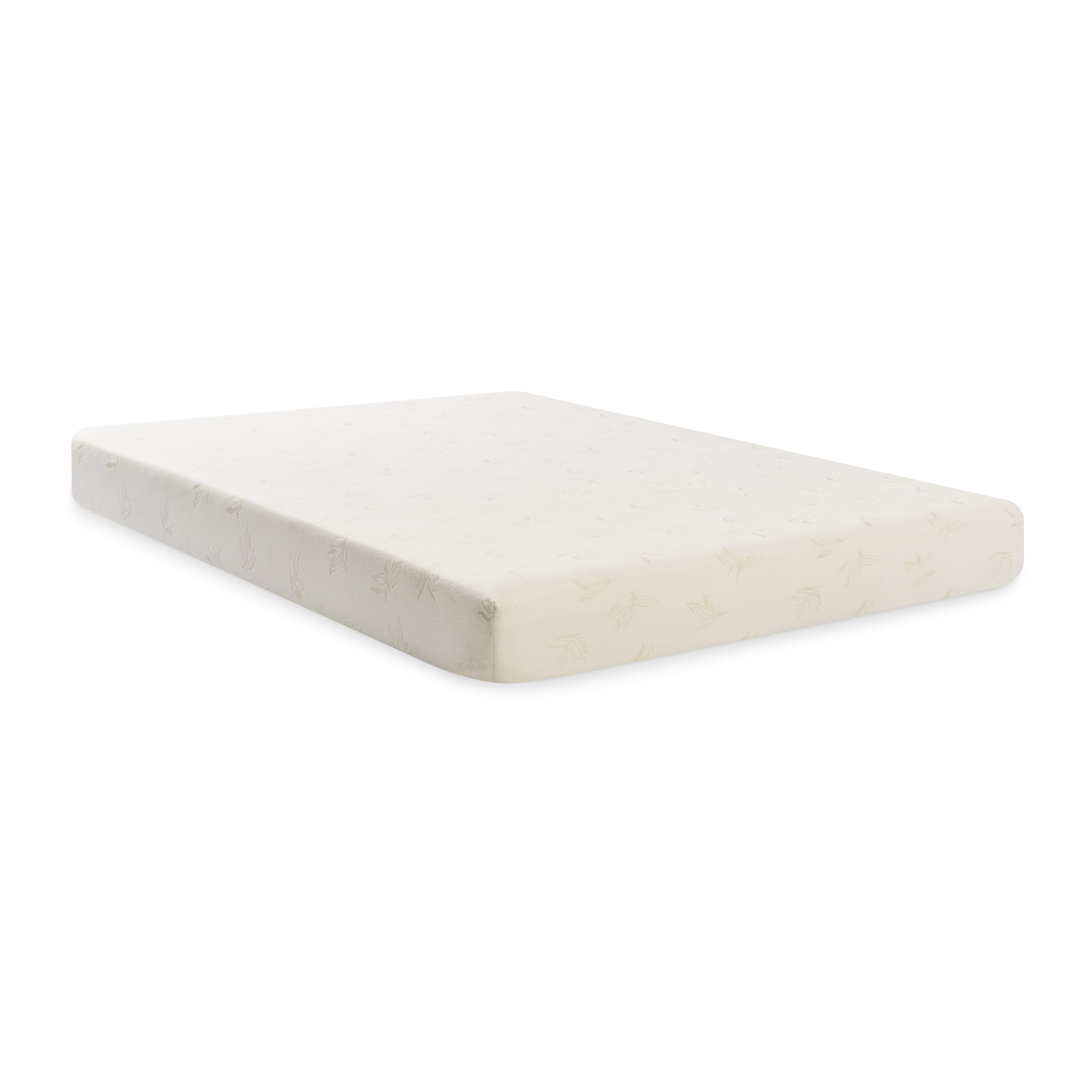 fort Dreams 8 inch Twin size Memory Foam Mattress Free