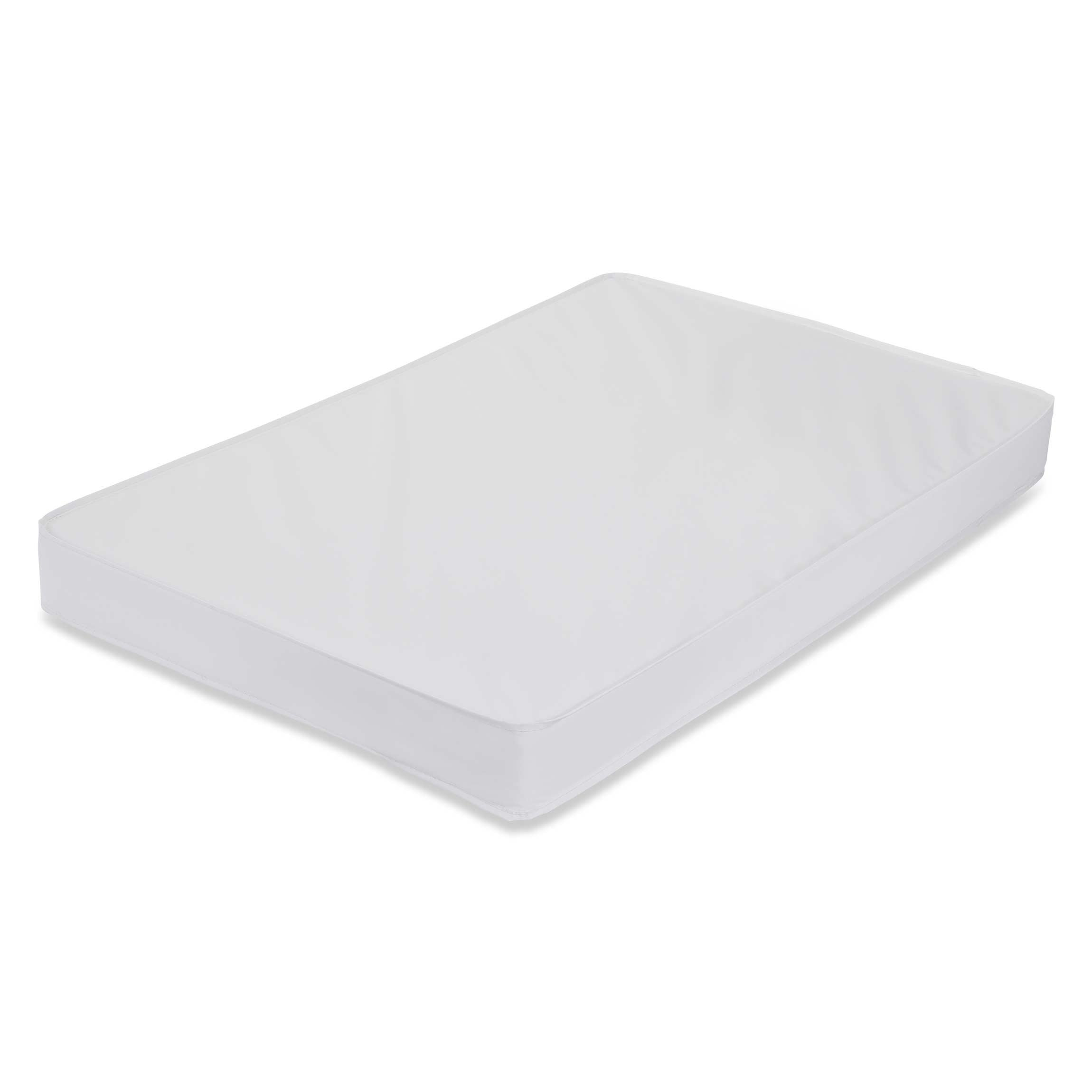 Shop LA Baby 3 Inch Compact Crib Mattress   Free Shipping On Orders Over  $45   Overstock.com   3363492