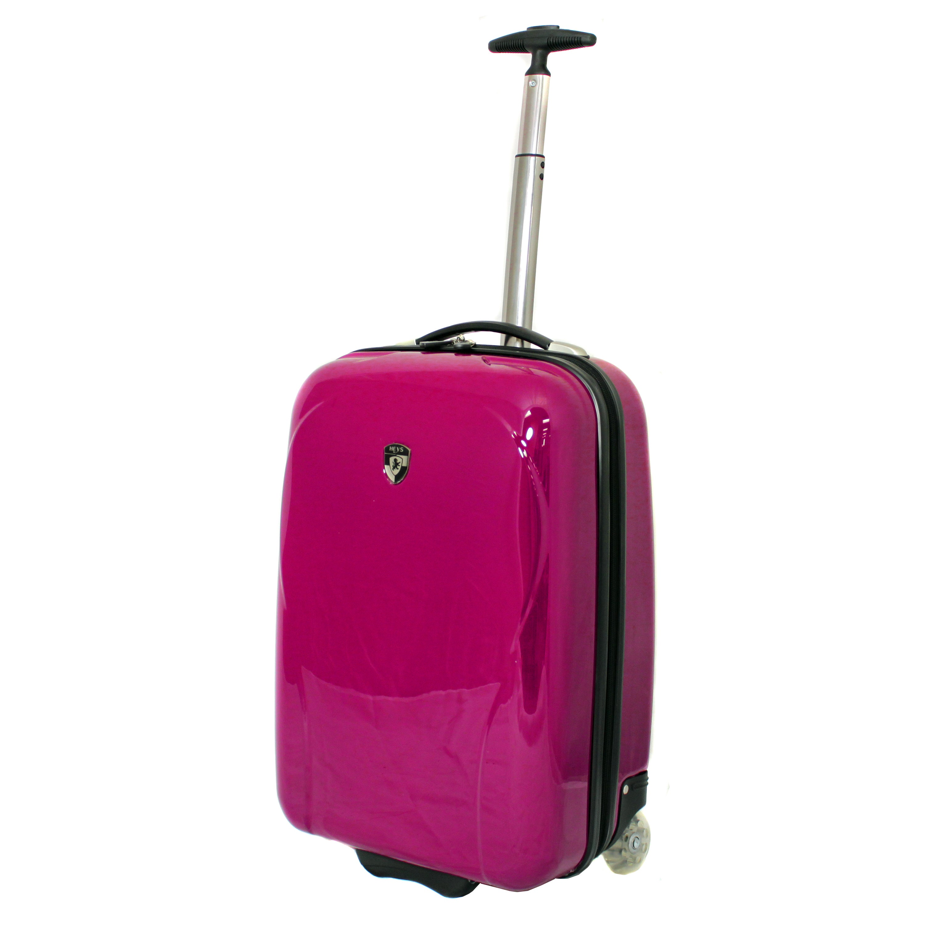 Shop Heys Xcase  Inch Lightweight Hardside Carry On Upright Free Shipping Today Overstock Com