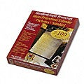 Clear Standard Gauge Poly Sheet Protectors (Box of 100)
