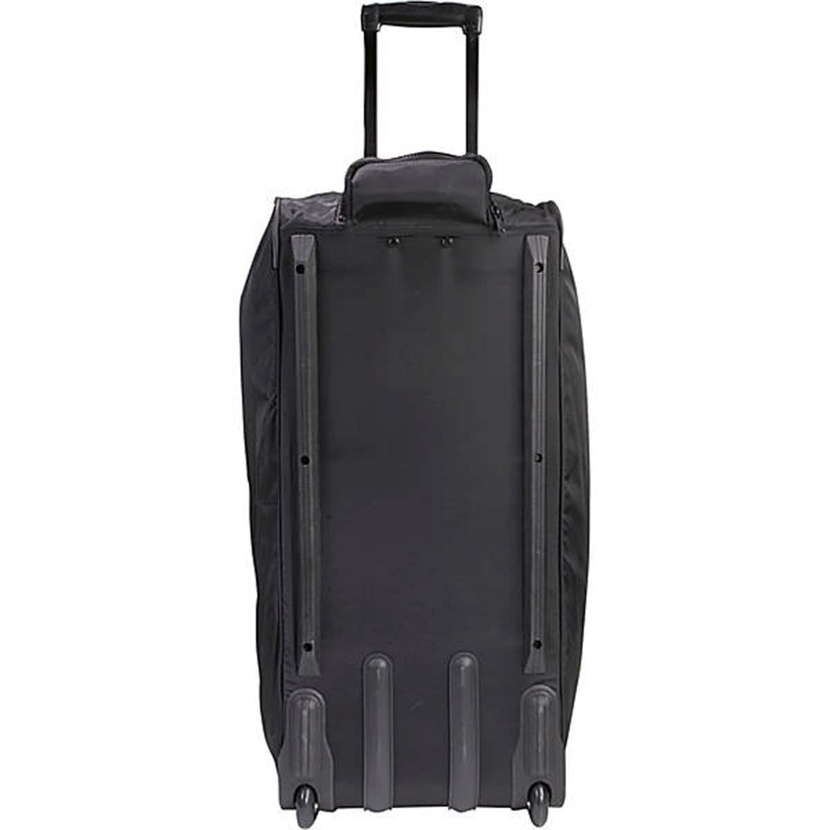 Shop A.Saks 31-inch Expandable Rolling Upright Duffel Bag - Free Shipping  Today - Overstock - 3440027 581e5565187e2
