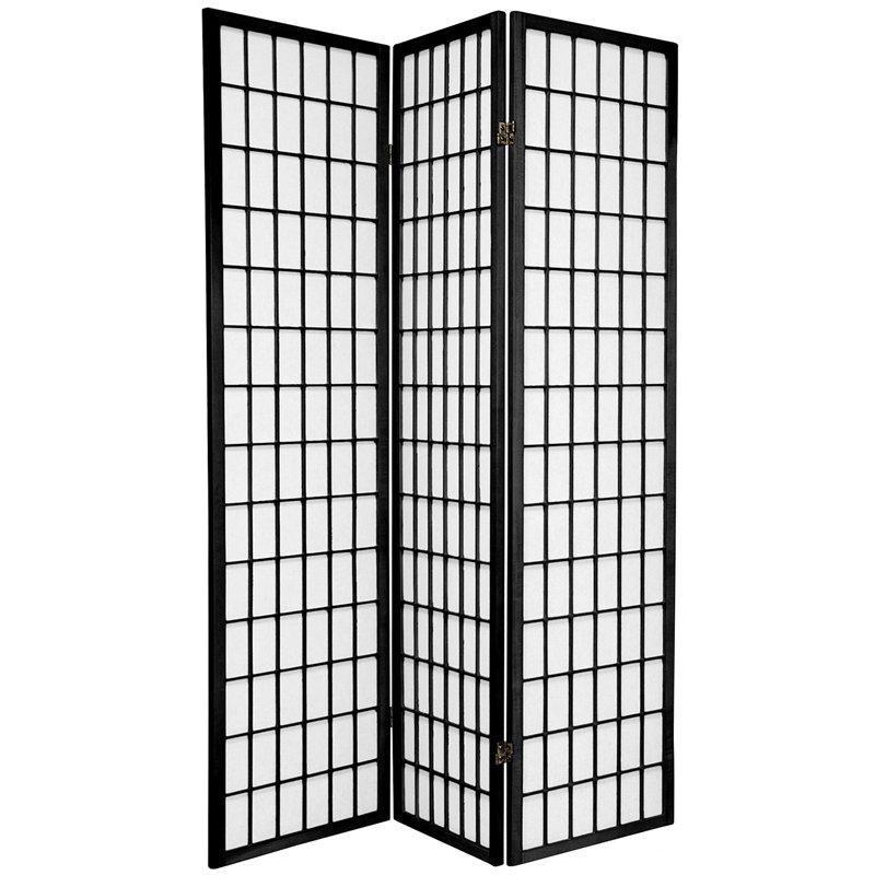 Wood And Rice Paper Windowpane Shoji Screen China Free Shipping Today 3446182