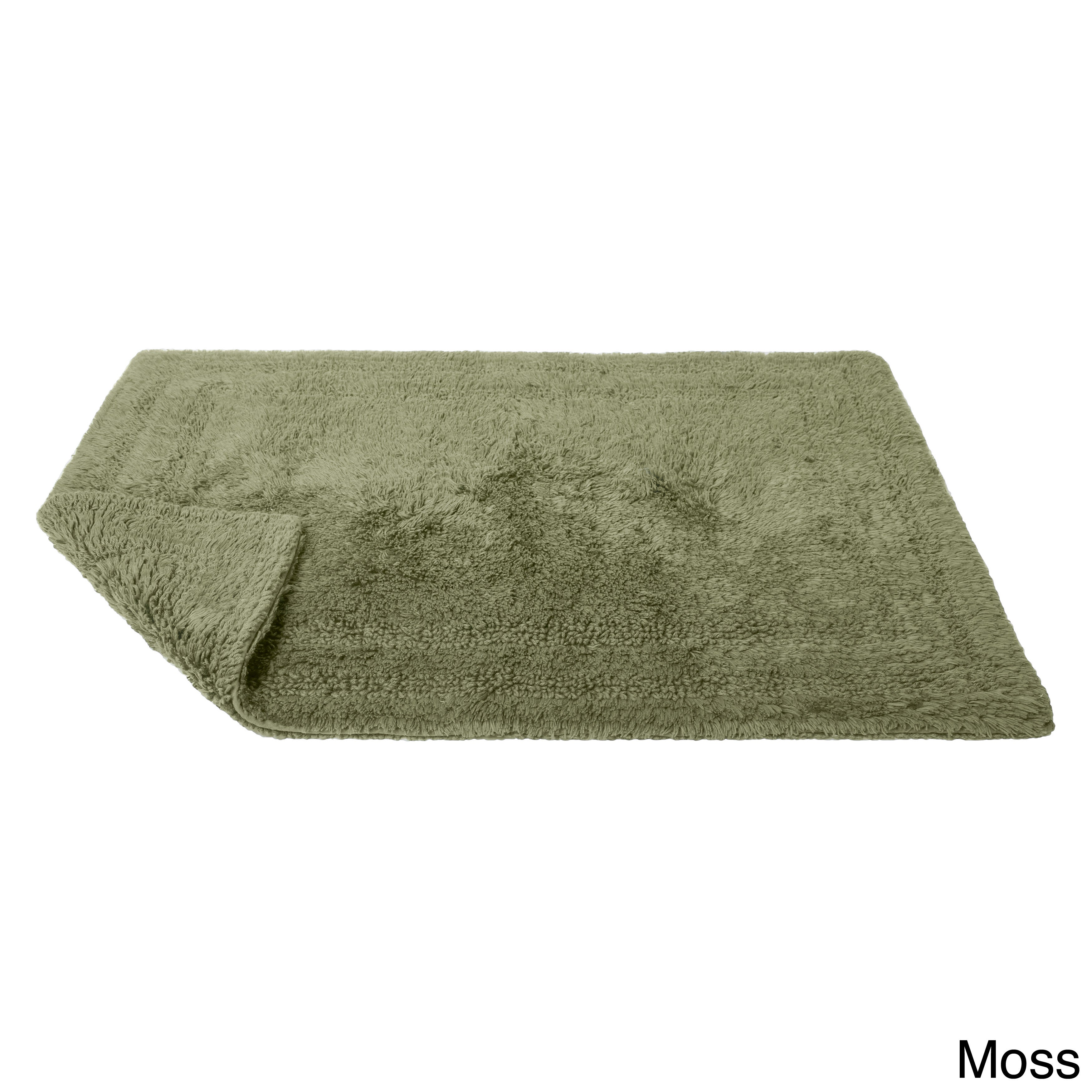Cotton Reversible Bath Mat  Free Shipping On Orders Over