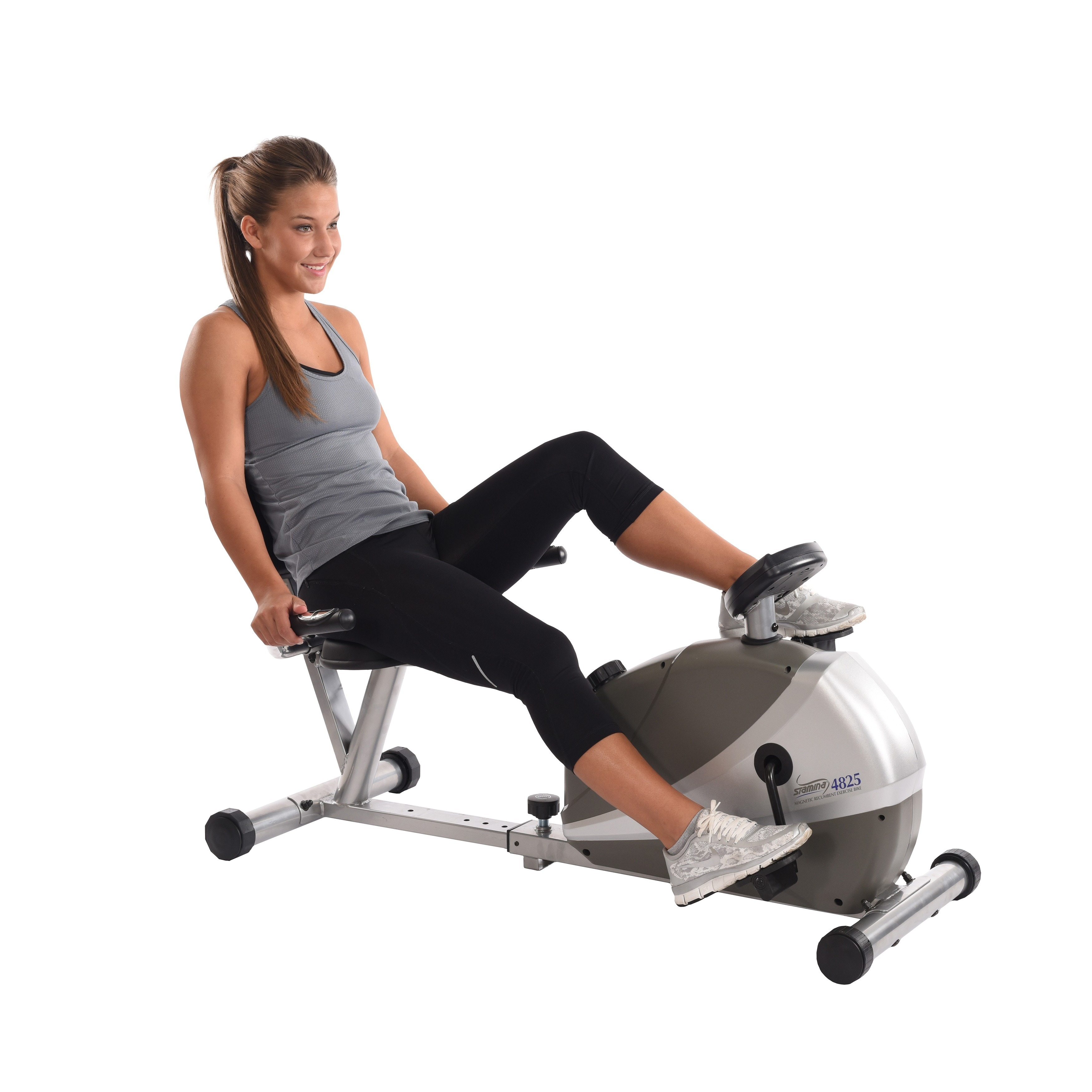 Stamina Programmable Magnetic 4825 Exercise Bike Free Shipping Today 11537980